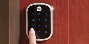 Keypad Door lock